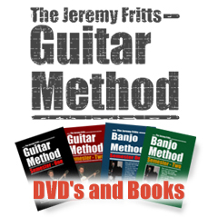 The Jeremy Fritts guitar method